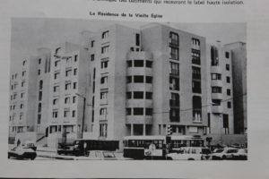 Vieille Eglise<br>171 logements