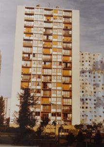 les Rosiers<br>404 logements répartis sur 4 tours