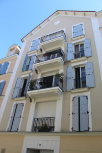la ZAC du Théâtre<br>12 logements