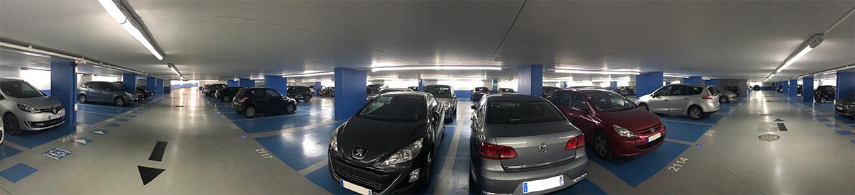 nouveau parking lorilleux panoramique