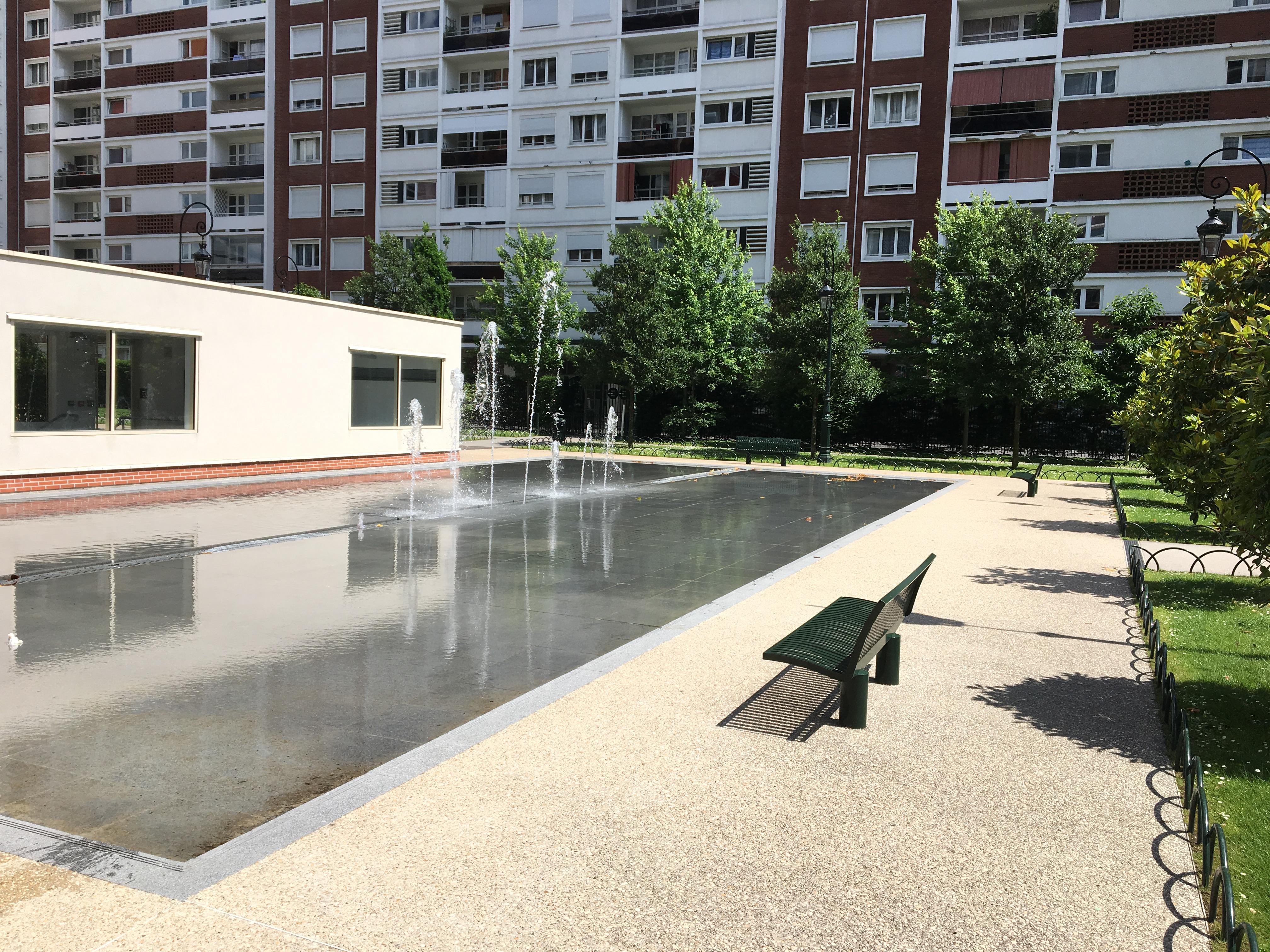 Réouverture des parcs et jardins